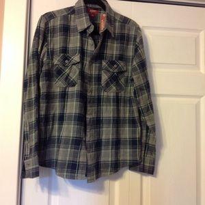 Arizona Jeans Flannel shirt.